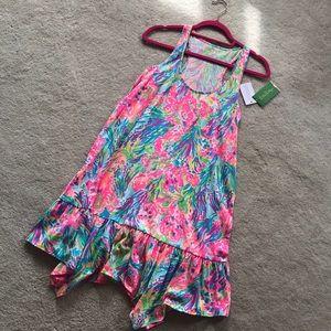 NWT Lilly Pulitzer Hampton tank dress